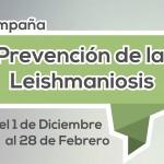 Campaña Leishmania 2017 / 2018